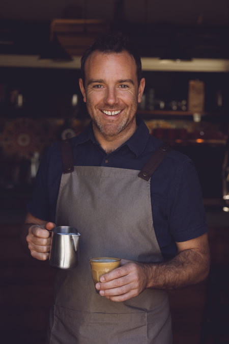Brett Barfoot - Mr Barista